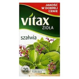 Salvia te 20 tepåsar