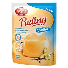 Vaniljpudding 40g