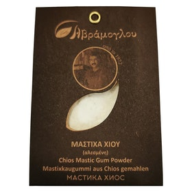 Mastix-pulver