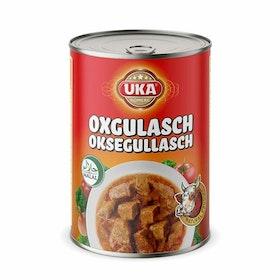Oxgulasch 400 g