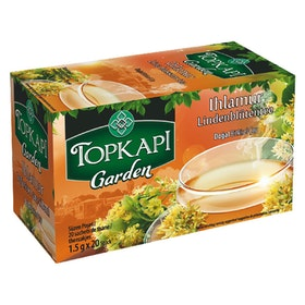 Lindblomste i tepåsar