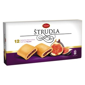 Strudel kakor-fikon