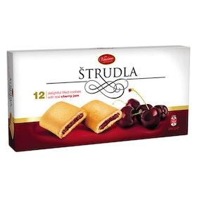 Strudel kakor-körsbär