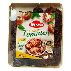 Soltorkad tomat