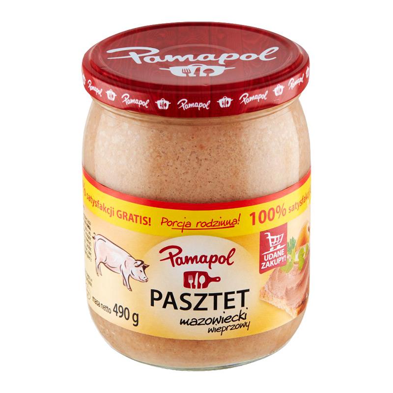 Polsk pastej från Masovien.