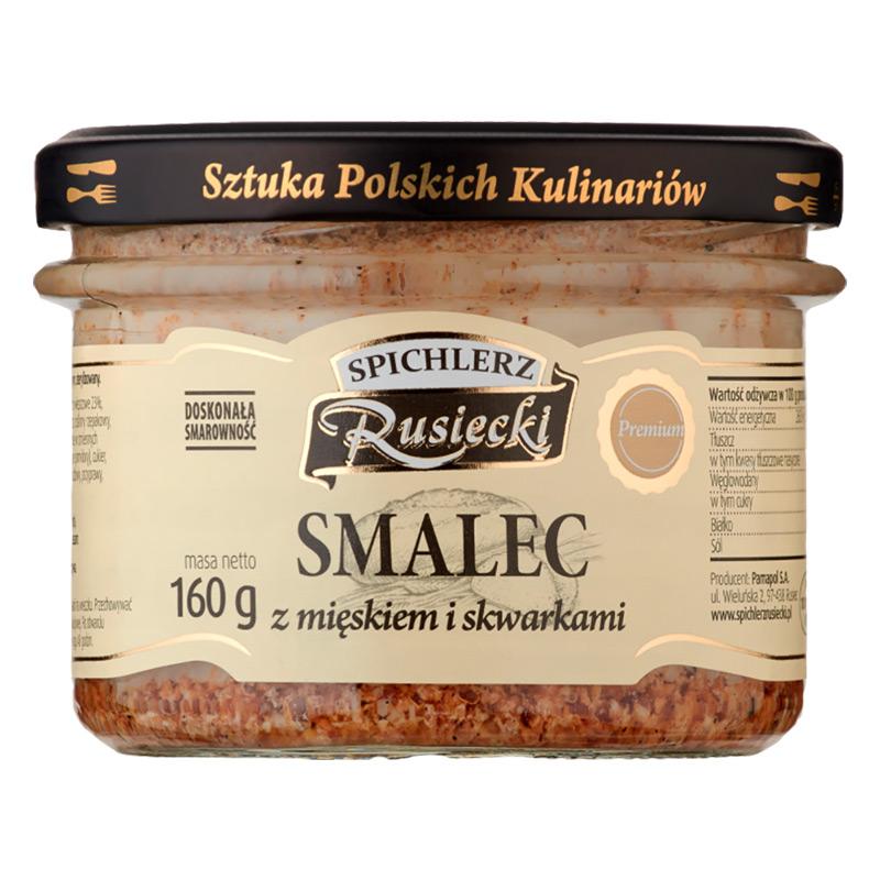 Smalec - polskt pålägg