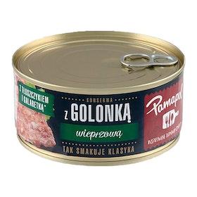 Golonka - konserverad fläsklägg