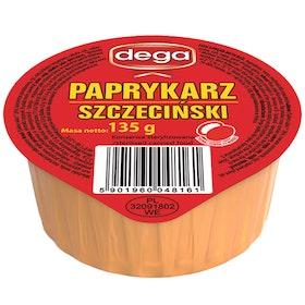 Paprykarz Szczecinski - Fiskpaté med ris