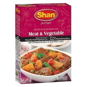 Meat & Vegetable