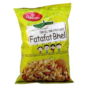 Fatafat Bhel