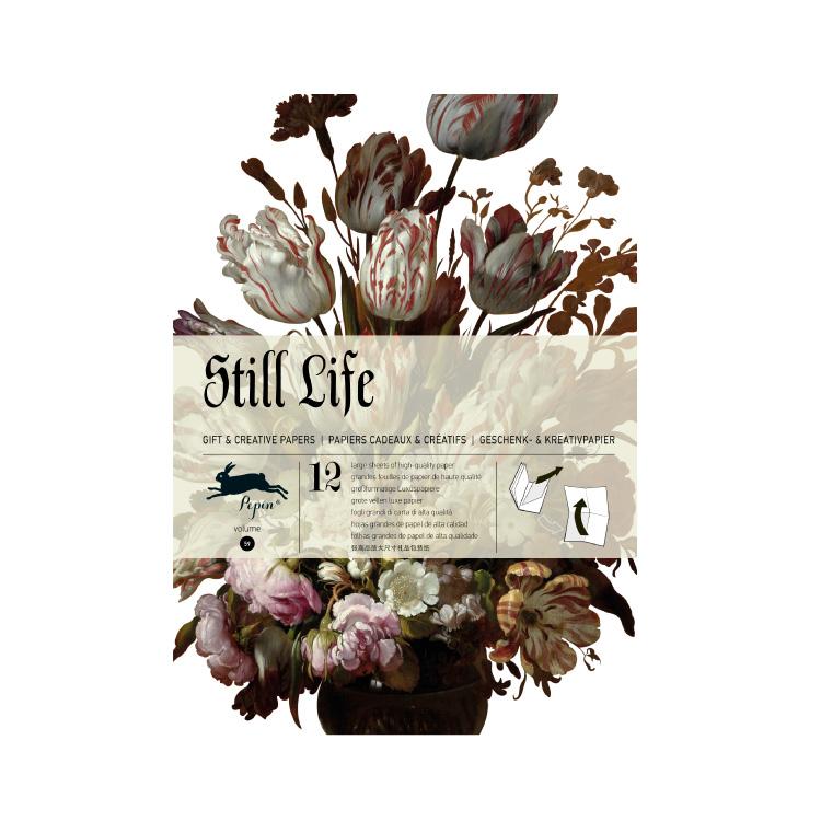 "Pappersarkbok ""Still Life"" Gift & Creative"