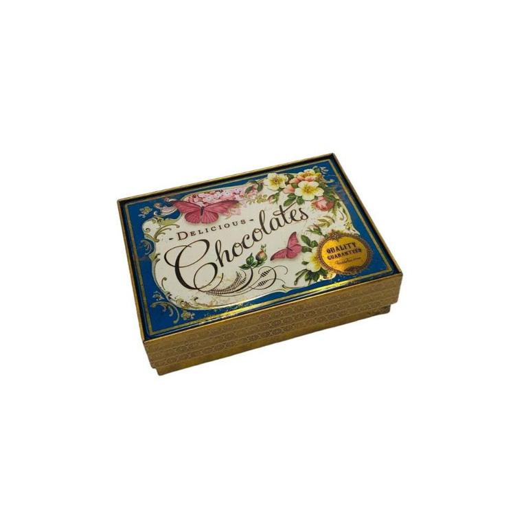 Plåtburk Nostalgia Chocolates