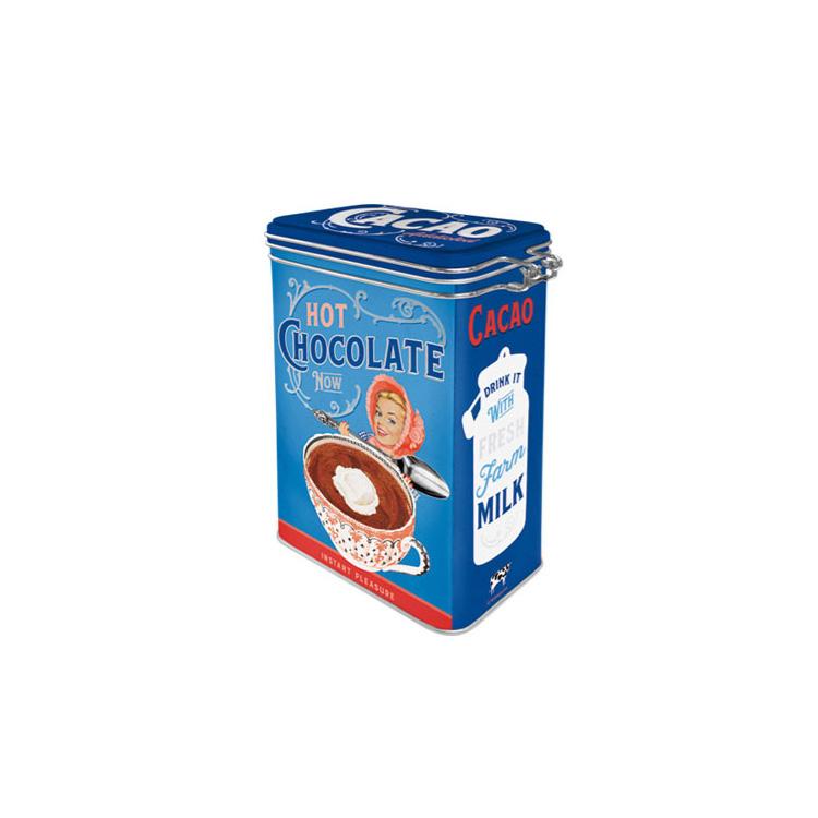 Plåtburk Hot Chocolate