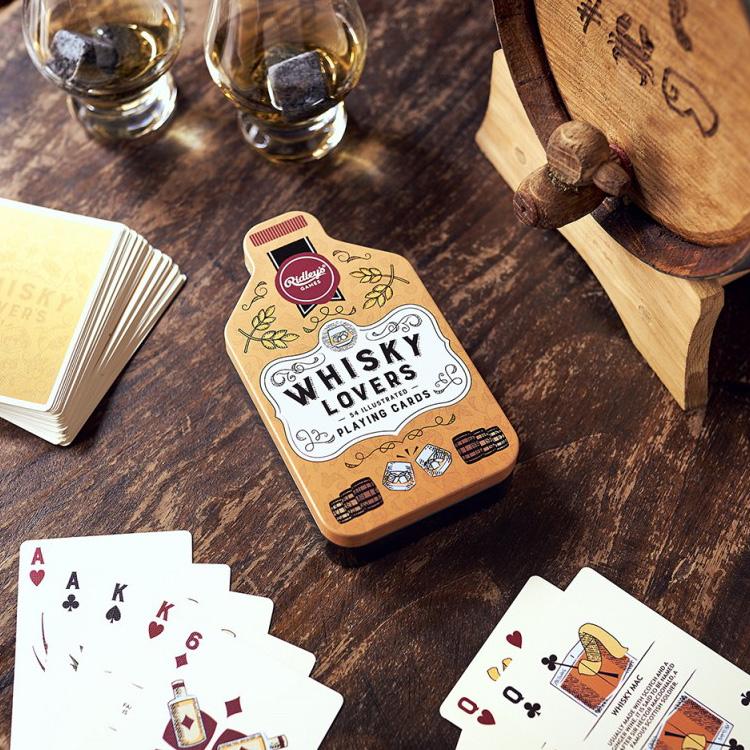 Spelkort Whiskey Lover