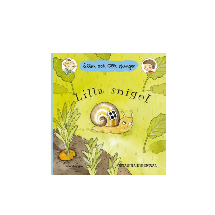 Bok: Lilla Snigel