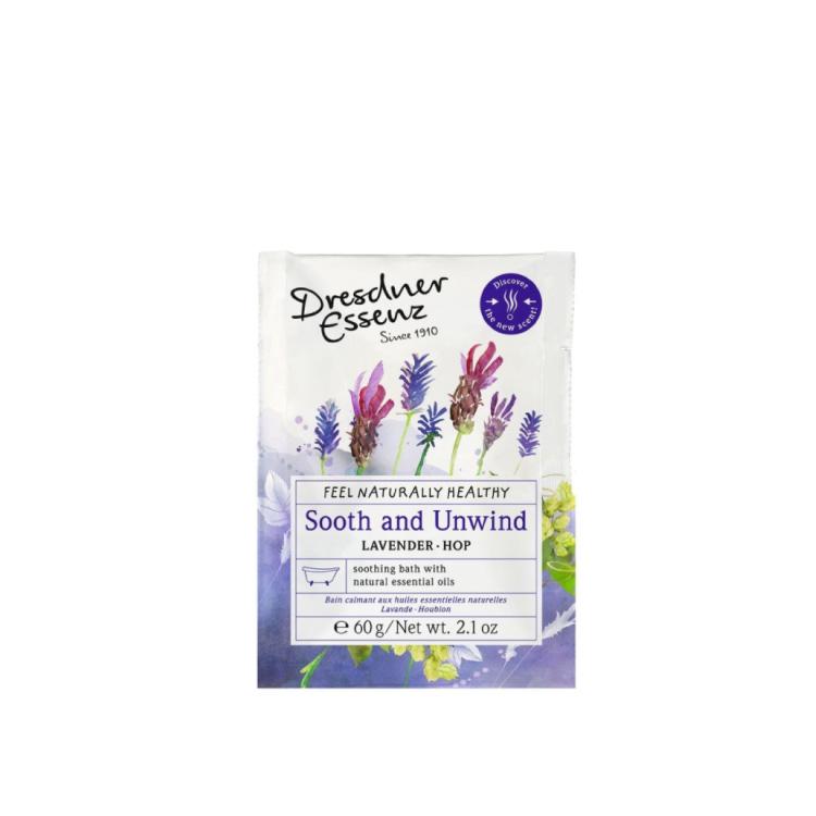 Badpulver Soot & Unwind, Lavendel
