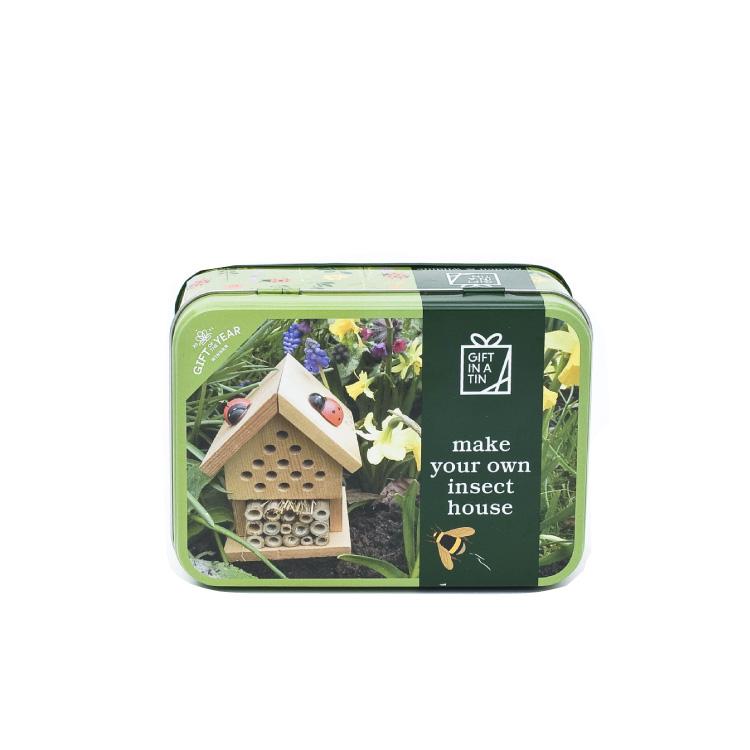 Presentask Bygg ett Insektshus