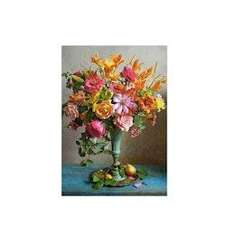 Castorland Pussel 500 bitar - Autumn Flowers