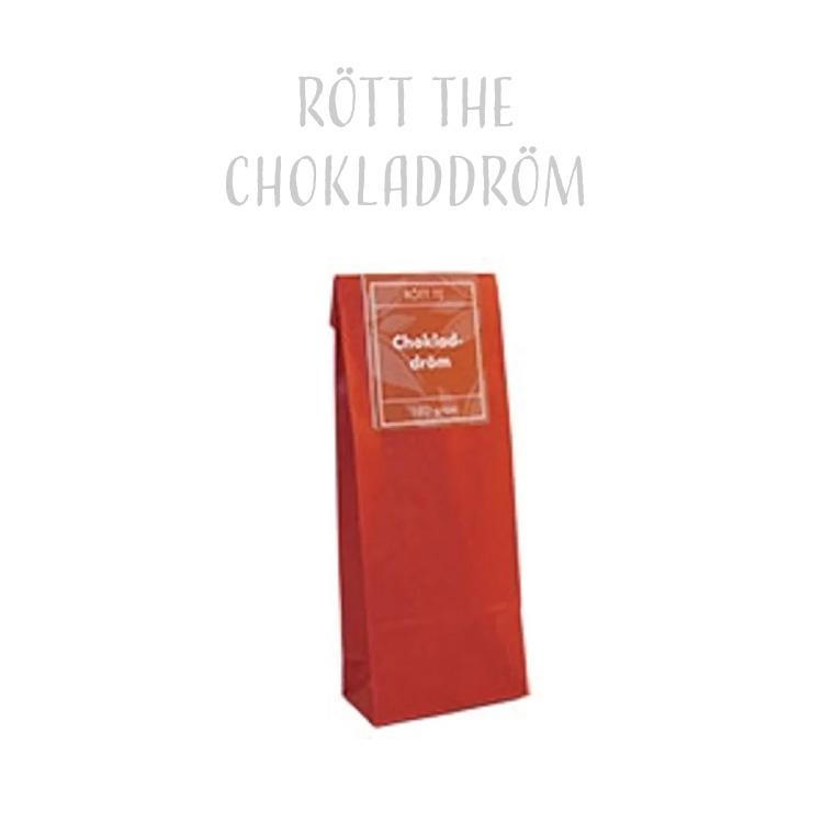 Rött The Chokladdröm 100g