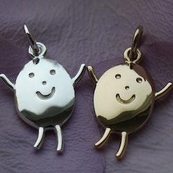 Smycke till barn Tummen, silver