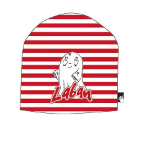 Mössa Laban röd