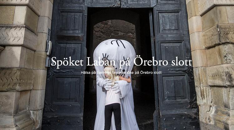 Träffa Laban på Örebro slott