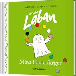 Mina första färger - Lilla Spöket Laban