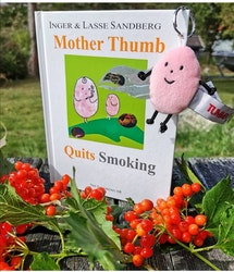 Mother Thumb Quits Smoking