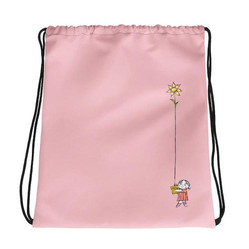 Gympapåse Lilla Anna blomma, rosa