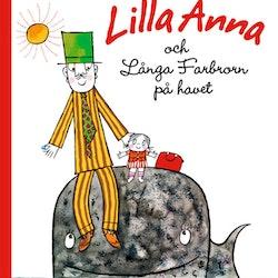 Lilla Anna och Långa Farbron på havet