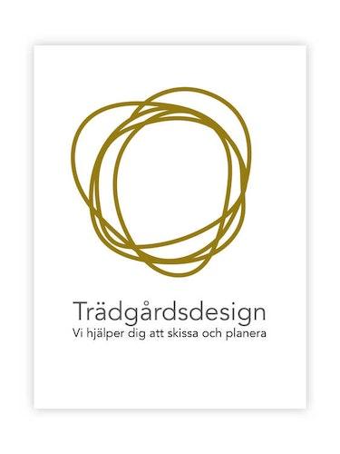 Trädgårdsdesign, konsultation, idé och skiss