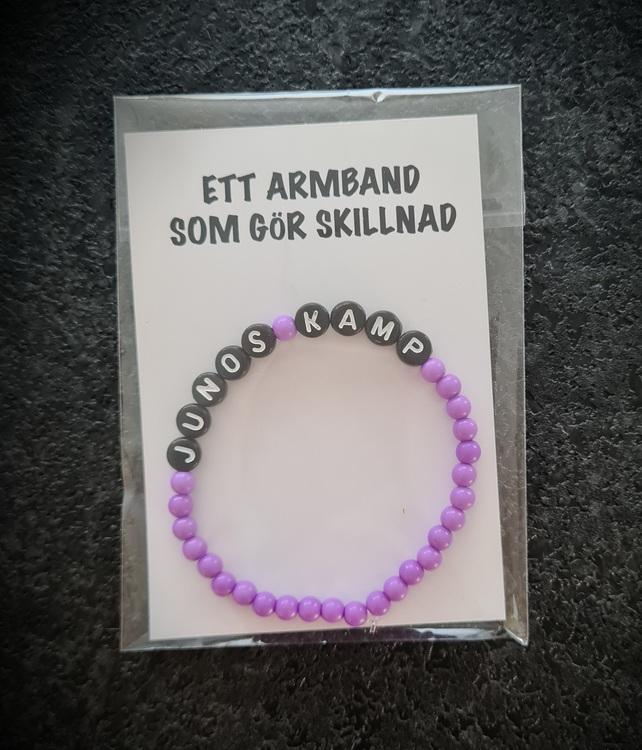 Armband Junos Kamp 9