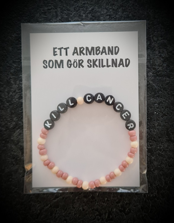 Armband Kill Cancer 1