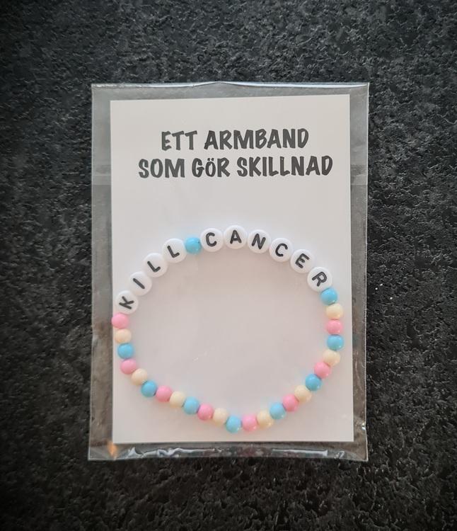 Armband Kill Cancer 4