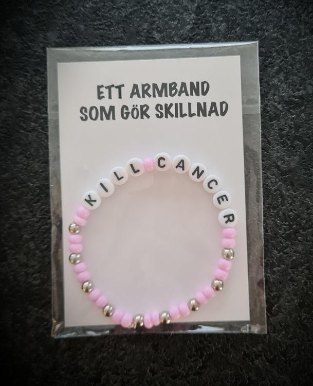 Armband Kill Cancer 8