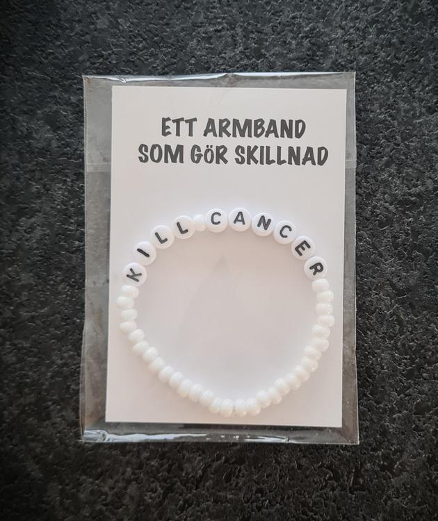 Armband Kill Cancer 13