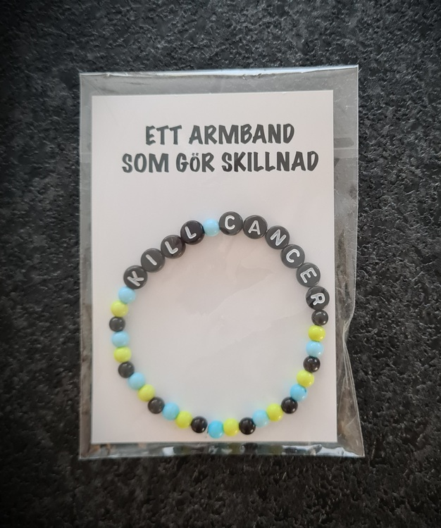 Armband Kill Cancer 14