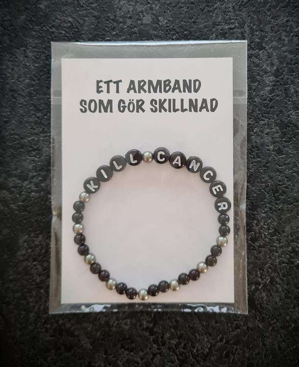 Armband Kill Cancer 17