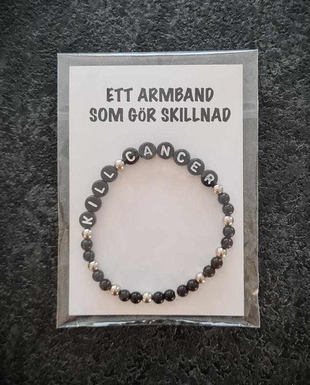 Armband Kill Cancer 18