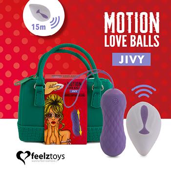 Love balls, Jivy