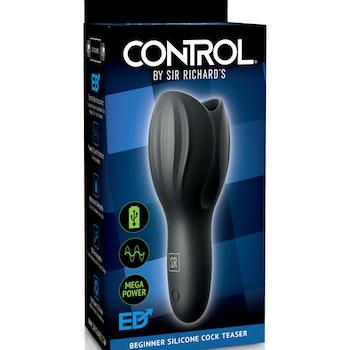 Control, vibrating cock teaser