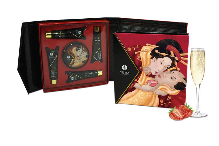 Geishas secret kit – Strawberry wine