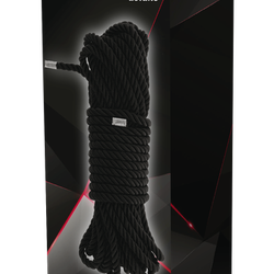Bondagerep 10m, svart