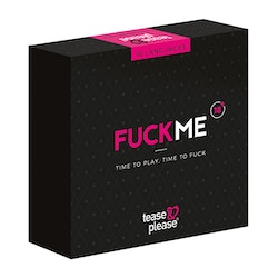 Fuck me, Time to Play, Time to Fuck