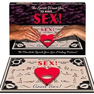 The spirits wants You to have sex