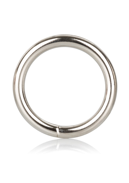 Calexotix, silver ring, medium