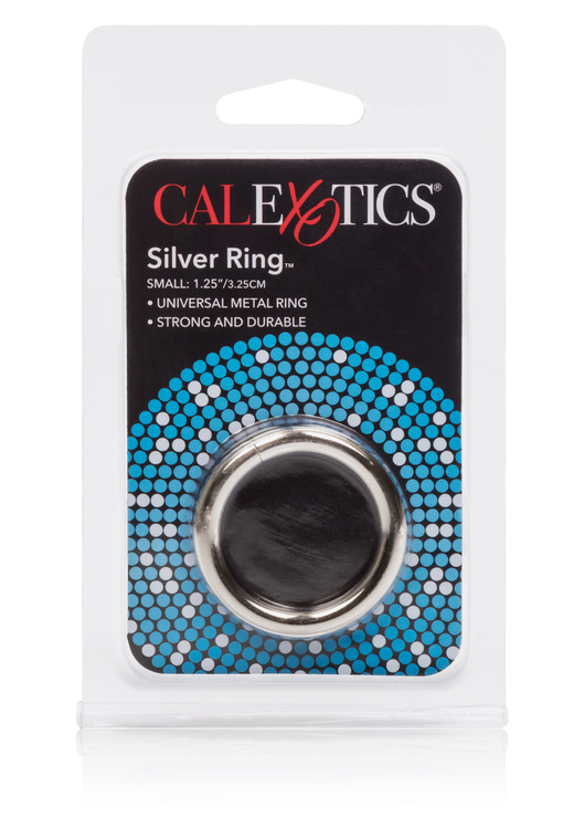 Calexotix, Silver ring, small