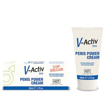V-Activ, Penis power cream, 50ml