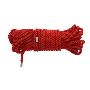 Bondagerep 10m, rött