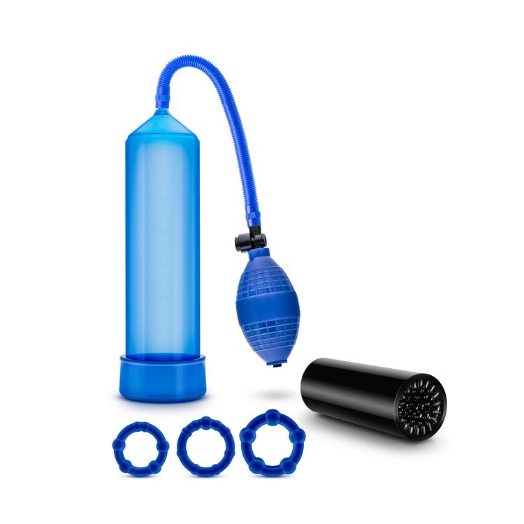 Quickie Kit go big, blå